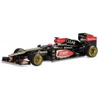 LOTUS F1 Team E21 #8, 2013, R.Grosjean