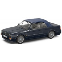 BMW (E30) 325I M Technik Convertible (lhd), macau blue