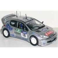 PEUGEOT 206 WRC Rallye Australia2000