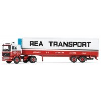 VOLVO F12 Fridge Trailer, Rea Transport, Ballyclare, Northern Ireland