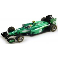 CATERHAM CT05 #9, 2014, M.Ericsson