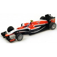 MARUSSIA MR03 #4, 2014, M.Chilton