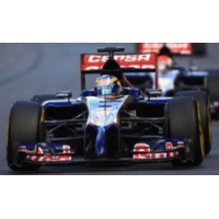 TORO ROSSO STR9 GP Asutralia'14 #25, 8th JE.Vergne