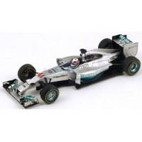MERCEDES F1 W05 #44, 2014, L.Hamilton