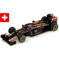 LOTUS E22 GP Malaysia'14 #8, R.Grosjean