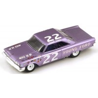FORD Galaxy Darlington'63 #22, winner