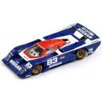 NISSAN 88 GTP ZX-Turbo IMSA West Palm Beach'88 #83, Champion G.Brabham / J.Morton