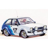 FORD Fiesta Rally MonteCarlo'79 #17