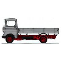 MERCEDES-BENZ LP608 Pick-up