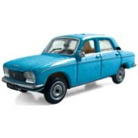 PEUGEOT 304 GL, 1977, met.azur blue