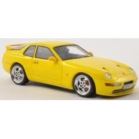 PORSCHE 968 Turbo S, yellow