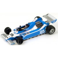 LIGIER JS11 GP Holland'79 #25, 5th J.Ickx