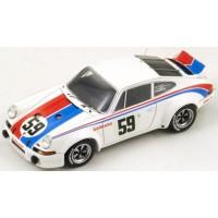 PORSCHE 911 Carrera RSR 24h Daytona'73 #59, winner P.Gregg / H.Haywood