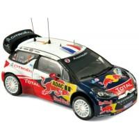 CITROËN DS3 WRC Rally Germany'12, Loeb / Elena