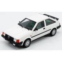 ALFA ROMEO Arna TI 3-door, 1985, white