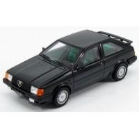 ALFA ROMEO Arna TI 3-door, 1985, black