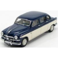 FIAT 1400B President Francis Lombardi, 1956, blue/beige
