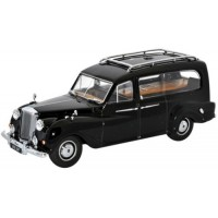 AUSTIN Princess Hearse, black