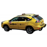 LEXUS RX400h Taxi New York, 2007