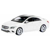 MERCEDES-BENZ CLA, white