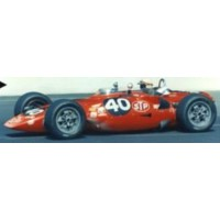 STP-Paxton Turbocar Indy'500 #40, 1967, P.Jones