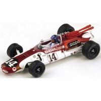 EAGLE Mk2 Indy'500 #14, 1966, L.Ruby