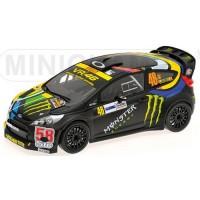 FORD Fiesta RS WRC, 2011, V.Rossi