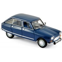 CITROËN Ami 8 Club, 1969, danube blue