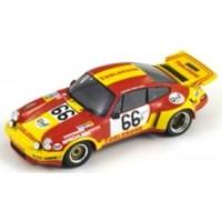 PORSCHE 911 Carrera RSR LeMans'74 #66, 7th B.Chenevière / P.Zbinden