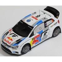 VW Polo R WRC Rally Portugal'13 #8, winner S.Ogier / J.Ingrassia