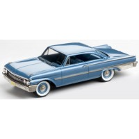 FORD Galaxie Starliner 2-door Hardtop, 1961, cambridge blue poly