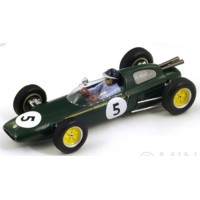 LOTUS 24 BARC 200 Aintree, 1962, winner J.Clark