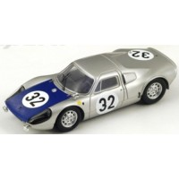 PORSCHE 904-6 LeMans'65 #32, 4th H.Linge / P.Nocker