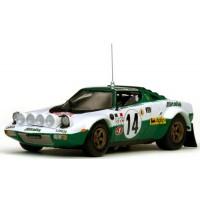 LANCIA Stratos HF Rally MonteCarlo'75 #14, winner S.Munari / M.Mannucci