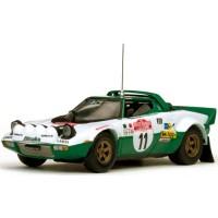 LANCIA Stratos HF Rally Sanremo'75 #11, winner B.Waldegard / H.Thorszelius