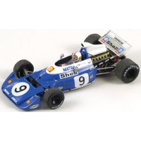 MATRA MS 120D GP France'72 #9, 3rd Amon (reproduction)