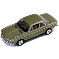 BMW 2000 CS, 1966, met.champagne