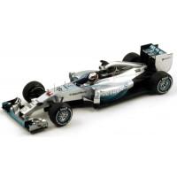 MERCEDES F1 W05 GP China'14 #44, winner L.Hamilton