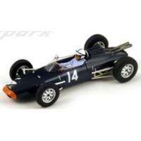 LOLA Mk4 GP Germany'62 #14, 2nd J.Surtees