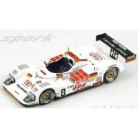 PORSCHE T.W.R. WSC LeMans'96 #8, M.Alboreto / PL.Martini / D.Theys