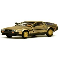 DE LOREAN DMC 12 Coupé, 1981, gold