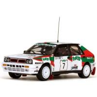 LANCIA Delta Integrale Rally Sanremo'88 #7, D.Cerrato / G.Cerri