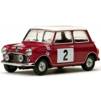 MORRIS Cooper S Rally MonteC.'66 #273, R.Aaltonen / A.Ambrose