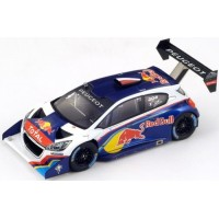 PEUGEOT 208 T16 PikesPeak'13, winner S.Loeb (with figurine)