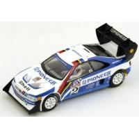 PEUGEOT 405 Turbo PikesPeak'88 #1, winner A.Vatanen