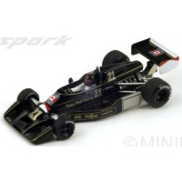 WILLIAMS FW05 Practice GP Japan'76 #21