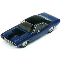 DODGE Challenger R/T, 1970, met.blue