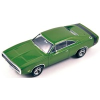 DODGE Charger 500, 1970, green