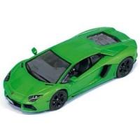 LAMBORGHINI Aventador LP700-4, 2012, met.green