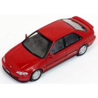 HONDA Civic Sir EG9, red (Japan Specs)